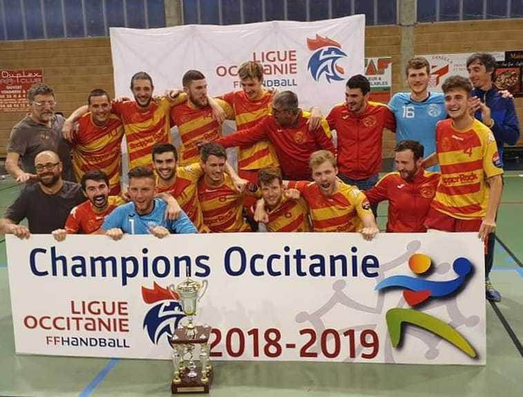 Champion Occitanie