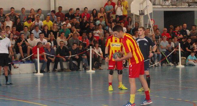 handball l'isle jourdain gers